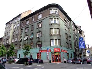 Dolce Vita Rumbach, Apartmánové hotely  Budapešť - big - 104