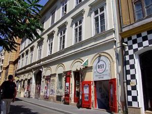 Dolce Vita Rumbach, Apartmánové hotely  Budapešť - big - 105