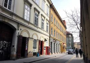 Dolce Vita Rumbach, Apartmánové hotely  Budapešť - big - 107