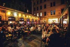 Dolce Vita Rumbach, Apartmánové hotely  Budapešť - big - 108