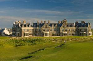 Trump International Golf Links..