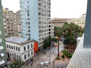 Lugar todo no Centro II-próx. a Santa Casa e UFRGS, Ferienwohnungen  Porto Alegre - big - 9