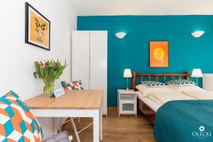 Family Beach Club Pensjonata Olecki, Bed & Breakfast  Dźwirzyno - big - 32