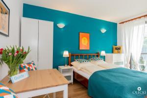 Family Beach Club Pensjonata Olecki, Bed & Breakfasts  Dźwirzyno - big - 55