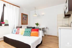 Family Beach Club Pensjonata Olecki, Bed & Breakfasts  Dźwirzyno - big - 17