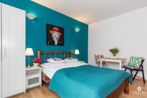 Family Beach Club Pensjonata Olecki, Bed & Breakfasts  Dźwirzyno - big - 111