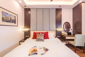 Splendid Hotel & Spa, Hotely  Hanoj - big - 44