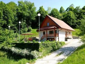Počitniška hiša Mrak