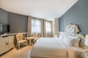 A&EM 280 Le Thanh Ton Hotel & Spa, Hotely  Hočiminovo Mesto - big - 38