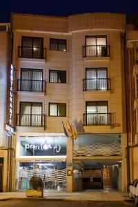 Hotel Restaurante Pontiñas - Pena