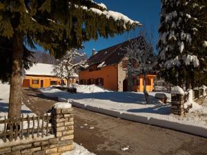 Rooms Family Glumac, Guest houses  Jezerce - big - 37