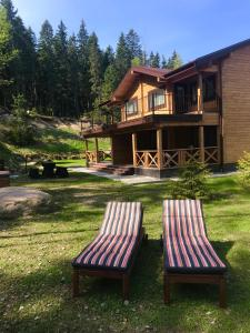 Zagorodniy Club West, Holiday parks  Pribylovo - big - 5