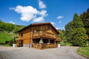 Chalet le Bô & Spa - Hotel - Bussang