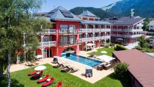 Das Hotel Eden - Seefeld