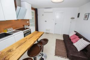Apartment Perla, Apartmanok  Poreč - big - 12