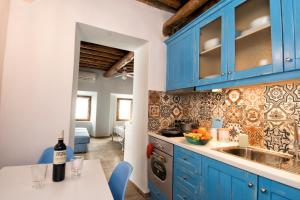 Gavrion's Nest - Premium Cycladic Studio Andros Greece