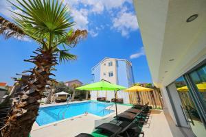 Villa Nika, Apartments  Bibinje - big - 56