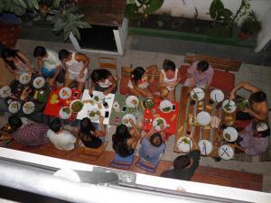 Rosario Global House, Hostelek  Rosario - big - 62