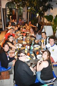 Rosario Global House, Hostelek  Rosario - big - 63