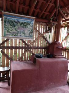 Chalé Bauzinho, Chaty v prírode  São Bento do Sapucaí - big - 46
