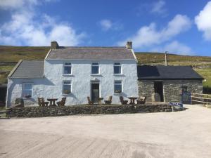 Old Irish farmhouse