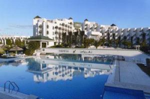 Отель Nahrawess Hotel & Spa Resort, Хаммамет