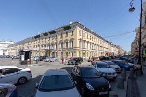 Город Рек на Площади Искусств, Appartamenti  San Pietroburgo - big - 39