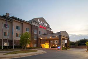 Fairfield Inn and Suites by Marriott Montgomery EastChase - Hotel - Montgomery