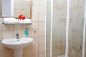 Yakinthos Residence, Apartmánové hotely  Panormos Mykonos - big - 16
