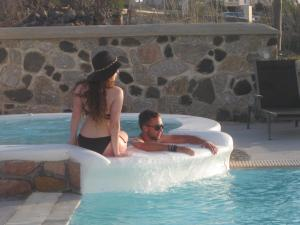Alisaxni Resort, Aparthotels  Akrotiri - big - 7