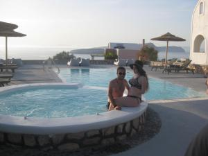 Alisaxni Resort, Aparthotels  Akrotiri - big - 39