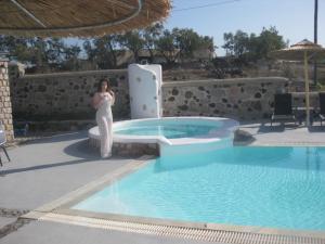 Alisaxni Resort, Aparthotels  Akrotiri - big - 2