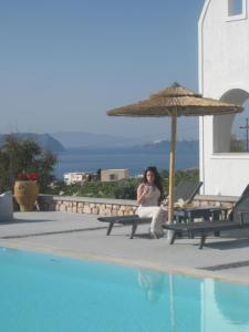 Alisaxni Resort, Aparthotels  Akrotiri - big - 22