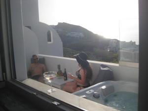 Alisaxni Resort, Aparthotels  Akrotiri - big - 27