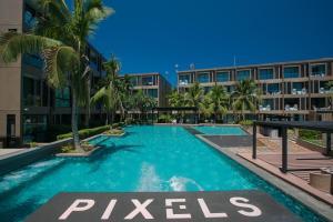 obrázek - Studio Ocean front partial seaview/pool view