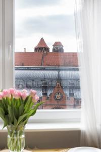 Scandi Old Town Apartment