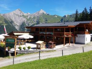 Apartmán Ferienwohnung Kuenzer Alm Matrei in Osttirol Rakousko