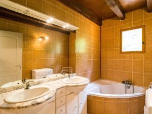 Maison De Vacances - Blanquefort-Sur-Briolance 2, Prázdninové domy  Saint-Cernin-de-l'Herm - big - 12