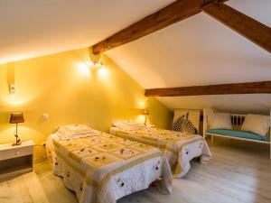 Maison De Vacances - Blanquefort-Sur-Briolance 2, Prázdninové domy  Saint-Cernin-de-l'Herm - big - 21