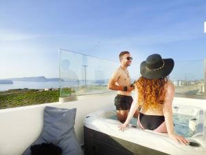 Alisaxni Resort, Aparthotels  Akrotiri - big - 37