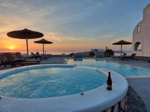 Alisaxni Resort, Aparthotels  Akrotiri - big - 38