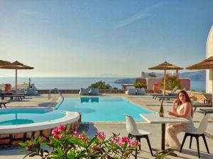 Alisaxni Resort, Aparthotels  Akrotiri - big - 1