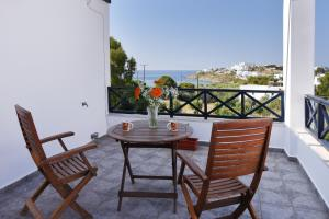Glafki Rooms Syros