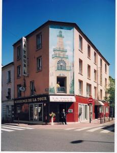 Residence De La Tour Paris Malakoff