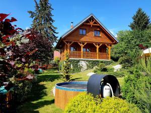 4 hvězdičkový chata Chalupa u Macochy Blansko Česko