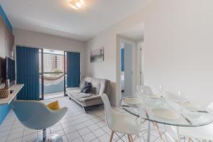 obrázek - PIP201 Agradável flat em Boa Viagem, até 4 pessoas