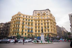 New Grand Royal Hotel, Хостелы  Каир - big - 38