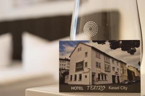 Hotel Hotel Teatro Kassel Německo