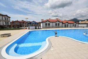 Hotel Chernomorsky Complex of Townhouse, Hotely  Kabardinka - big - 5