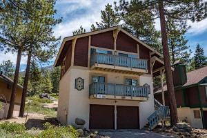 Timber Lane Holiday home, Dovolenkové domy  South Lake Tahoe - big - 1